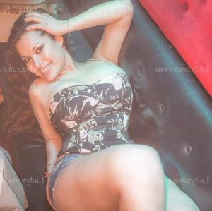 Lisa-marie escort girl